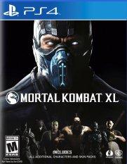 Purchase Ps4 Mortal Kombat Xl R2 English Online