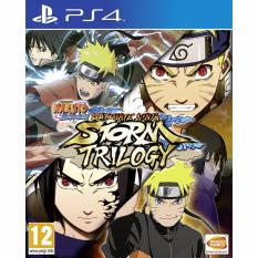 Get Cheap Ps4 Naruto Shippuden Ultimate Ninja Storm Trilogy R2 English