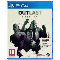 Ps4 Outlast Trinity R3 Shop