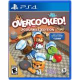 Sale Ps4 Overcooked Region 1 English Sony Branded