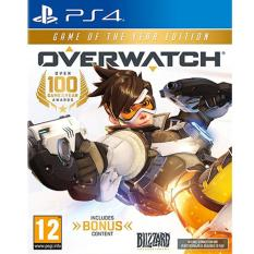 Buy Ps4 Overwatch Game Of The Year Edition Online Singapore