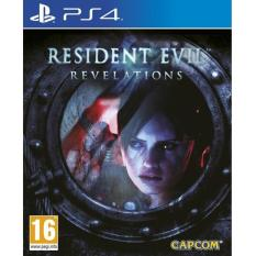 Low Price Ps4 Resident Evil Revelations