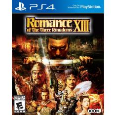 Get The Best Price For Ps4 Romance Of The Three Kingdoms Xiii R2