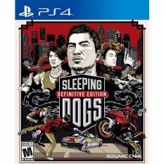 Store Ps4 Sleeping Dogs Definitive Edition Square Enix On Singapore