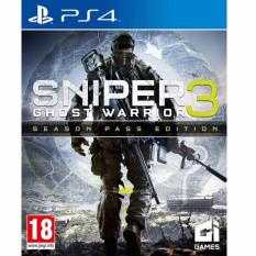 Ps4 Sniper Ghost Warrior 3 In Stock