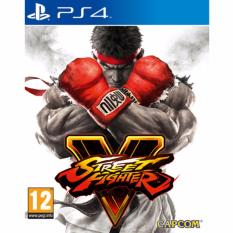 Who Sells Ps4 Street Fighter V The Cheapest