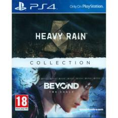 Sale Ps4 The Heavy Rain Beyond Two Souls Collection Sony Cheap