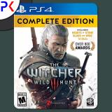 Ps4 The Witcher 3 Wild Hunt Complete Edition R1 Price