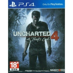 Ps4 Uncharted 4 A Theft S End Online