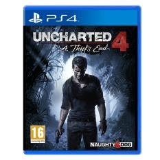 Price Comparisons For Ps4 Uncharted 4 A Thief S End Region All Blue