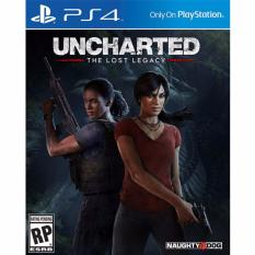 Compare Price Ps4 Uncharted The Lost Legacy Naughty Dog On Singapore