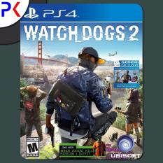 Buy Ps4 Watch Dogs 2 R2 Ubisoft