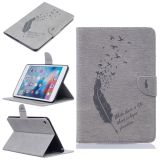 Pu Leather Back Case Cover For Apple Ipad Mini 4 Grey Intl Coupon Code