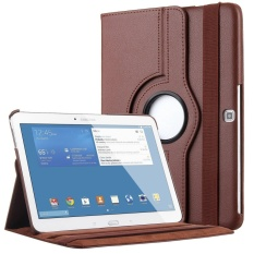 Who Sells Pu Leather Case 360 Rotating Stand Cover Auto Sleep Wake Feature For Samsung Galaxy Tab 4 10 1 Sm T530 Intl Cheap
