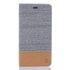 Retail Price Pu Leather Flip Case Cover For Asus Zenfone 3 Ze552Kl 5 5 Inch Grey