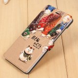 Pu Leather Flip Smart Phone Cover Case For Xiaomi Mi Note Multicolor Intl On United Kingdom