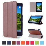 Sale Pu Leather Multi Folding Stand Case Protective Smart Sleep Cover For Huawei Mediapad T1 701U Intl Online On China