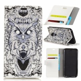 List Price Pu Leather Printing Wallet Case Cover For Lenovo K8 Note Multicolor Intl Not Specified