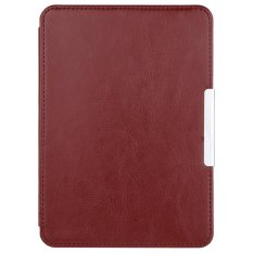 Who Sells Pu Leather Protective Smart Case For Kindle Paperwhite 1 2 3 Intl