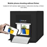 Cheapest Puluz 60 60Cm 60W Led Light Box Photo Studio Photography Box Foldable Softbox Eu Plug Intl Online