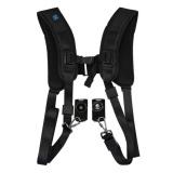 Puluz Durable Soft Professional K Pattern Camera Double Shoulder Strap Pu6002 Black Intl Coupon Code