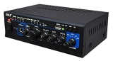 Purchase Pyle Home Ptau45 Mini 2X120 Watt Max Stereo Power Amplifier With Usb Cd Aux Inputs Intl