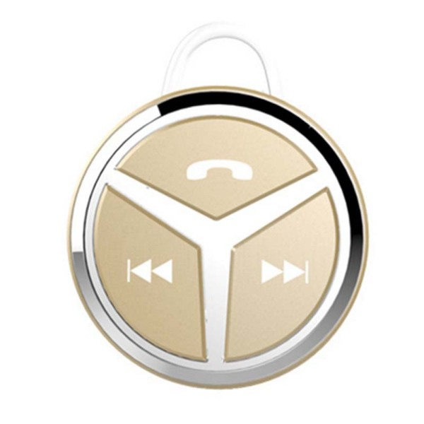 Q5 Wireless Bluetooth Headphone Super Mini Stereo (Gold) Singapore