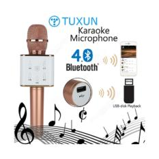 Review Q7 Bluetooth Microphone Tuxun