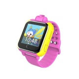 Buy Q730 Smart Touch Screen Camera Kid Gps Tracking Watch Phone Wristwatch 3G Gprs Intl China
