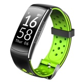 Buy Q8 Wristband Heart Rate Blood Pressure Monitor Smart Watch Ip68 Water Proof Fitness Tracker For Android And Ios Phone Intl Smart Watches Original