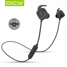 Qcy Qy12 New Sport Stereo Magnetic Adsorption Bluetooth 4 1 Headphone Earphone Intl Oem Discount