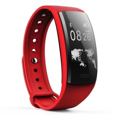 Discount Qs90 Wristband Heart Rate Blood Pressure Monitoring Multiple Modes Sports Smart Watch For Ios And Android Phone Intl Smart Bracelet China