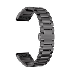 Where Can You Buy Quick Release Stainless Steel Watch Band Link Bracelet Strap For Garmin Fenix 5 Multiport Gps Watch And Garmin Forerunner 935 Gps Running Triathlon Watch Intl