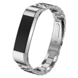 Sale Quick Release Stainless Steel Wrist Band Bracelet Strap For Fitbit Alta Tracker Silver Intl China Cheap