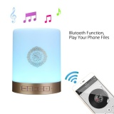 Get The Best Price For Quran Touch Lamp Speaker Islamic Gift Azan Muslim Player W 8Gb Memory Card Intl