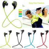 Purchase Qy7 Sports Bluetooth Headset Headphones Earphones 4 1 With Mic Sweatproof Water Resistant Ideal For Gym Running Online