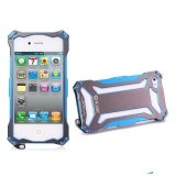 Buy R Just Aluminum Metal Bumper For Iphone4 4S Blue Intl On China