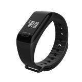 R3 Waterproof Smart Band Heart Rate Blood Pressure Monitor Fitness Tracker Black Intl Cheap