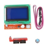 Who Sells The Cheapest Ramps 1 4 Controller Board With 12864 Lcd Display For Arduino 3D Printer Multicolor Intl Online