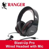 How To Get Ranger Headset With Mic Blast Up Pro