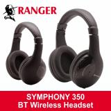 Compare Price Ranger Symphony 350 Bluetooth Headset With Mic On Singapore