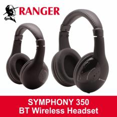 Ranger Symphony 350 Bluetooth Headset With Mic Price Comparison