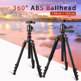 Sale Rangers 62 Portable Pro Aluminium Tripod With Ball Head For Dslr Cameras Ra068 Rangers On Singapore