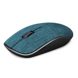 Sale Rapoo 3500Pro Cloth Cover 1000Dpi Wireless Optical Mouse For Pc Computer Laptop Intl China