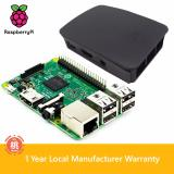 Buy Raspberry Pi 3 Model B With Official Enclosure Black Cheap On Singapore