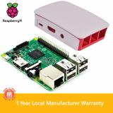 Raspberry Pi 3 Model B With Official Enclosure White Free Shipping