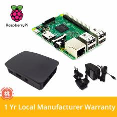 Price Raspberry Pi 3 With Enclosure And Power Supply Online Singapore