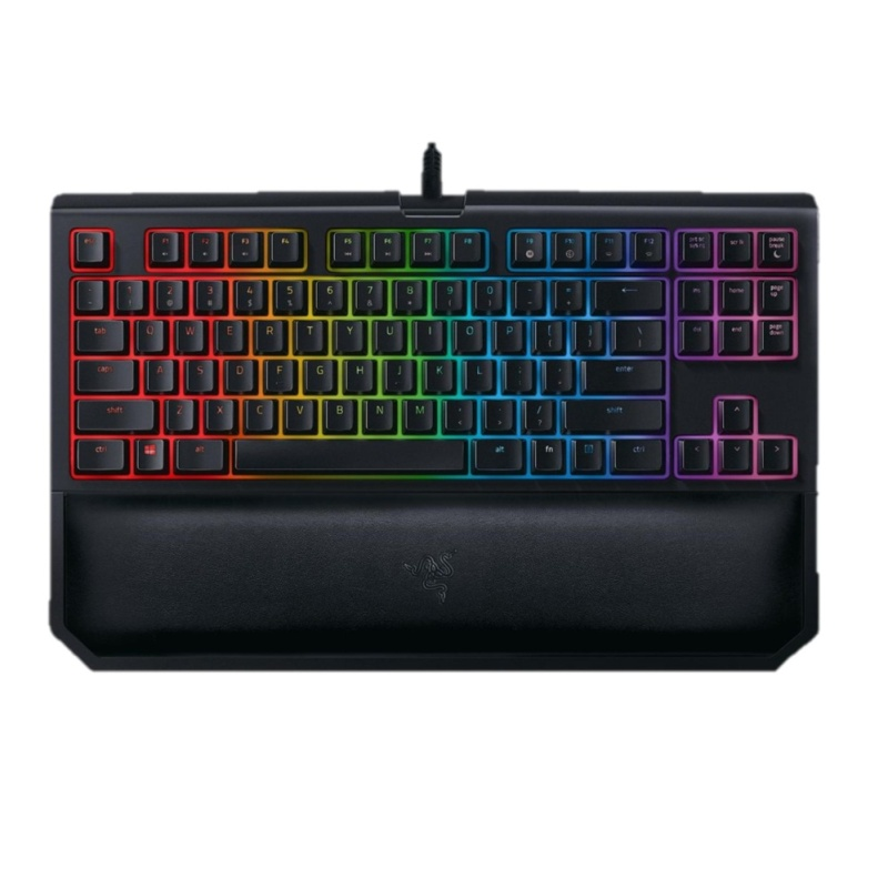 Razer Blackwidow Tournament Chroma V2 (Green Switch) Singapore