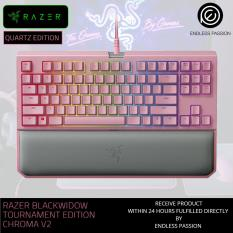 4d58cd8ef89 Razer BlackWidow Tournament Edition Chroma V2 Quartz Edition Singapore