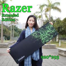 Razer Goliathus Control Speed Mouse Pad Mat large 920*293*3 Gaming Edition locking edge - intl